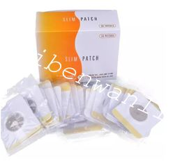 Sleep Slim Patches Burn Fat Belly Feet Detox Diet Slimming Patch
