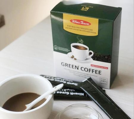 Many Flavors Choose High Quality Delicious Weight Loss Mellow Coffee Green Weight Loss Slimming Coffee