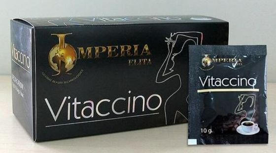 Custom China Slimming Coffee Natural Weight Loss Coffee Private Label Vitaccino Coffee