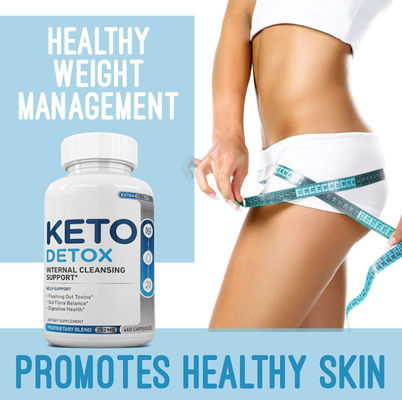 Capsules Dosage Form and Quick Weight Loss Slimming Capsules Healthy Metabolism Function KETO Detox Weight Loss Capsule